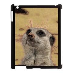 Meerkat 2 Apple iPad 3/4 Case (Black)