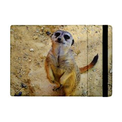 Lovely Meerkat 515p Apple iPad Mini Flip Case