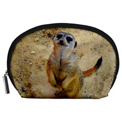 Lovely Meerkat 515p Accessory Pouches (Large)
