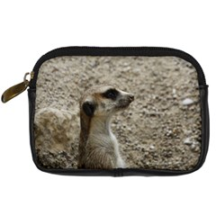 Adorable Meerkat Digital Camera Cases