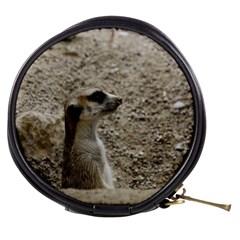Adorable Meerkat Mini Makeup Bags