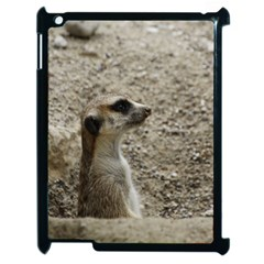 Adorable Meerkat Apple iPad 2 Case (Black)