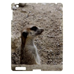 Adorable Meerkat Apple iPad 3/4 Hardshell Case