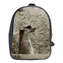 Adorable Meerkat School Bags (XL)