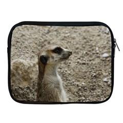 Adorable Meerkat Apple iPad 2/3/4 Zipper Cases