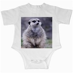 Adorable Meerkat 03 Infant Creepers