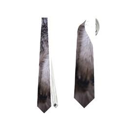 Adorable Meerkat 03 Neckties (One Side)