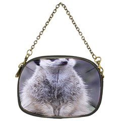 Adorable Meerkat 03 Chain Purses (One Side)
