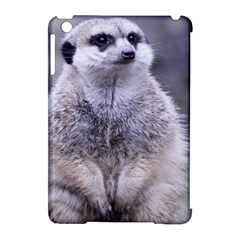Adorable Meerkat 03 Apple iPad Mini Hardshell Case (Compatible with Smart Cover)