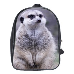 Adorable Meerkat 03 School Bags (XL)