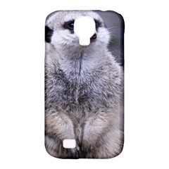 Adorable Meerkat 03 Samsung Galaxy S4 Classic Hardshell Case (PC+Silicone)