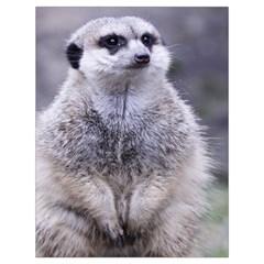 Adorable Meerkat 03 Drawstring Bag (Large)