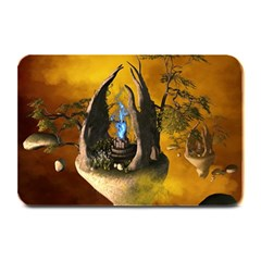 The Forgotten World In The Sky Plate Mats