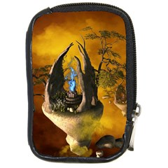 The Forgotten World In The Sky Compact Camera Cases