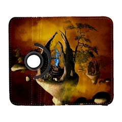 The Forgotten World In The Sky Samsung Galaxy S  III Flip 360 Case