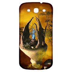 The Forgotten World In The Sky Samsung Galaxy S3 S III Classic Hardshell Back Case