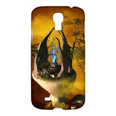 The Forgotten World In The Sky Samsung Galaxy S4 I9500/I9505 Hardshell Case
