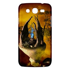 The Forgotten World In The Sky Samsung Galaxy Mega 5.8 I9152 Hardshell Case