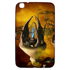The Forgotten World In The Sky Samsung Galaxy Tab 3 (8 ) T3100 Hardshell Case