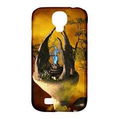 The Forgotten World In The Sky Samsung Galaxy S4 Classic Hardshell Case (PC+Silicone)