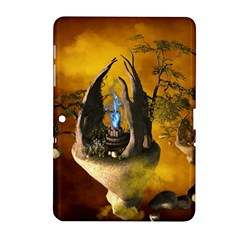 The Forgotten World In The Sky Samsung Galaxy Tab 2 (10.1 ) P5100 Hardshell Case