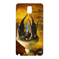 The Forgotten World In The Sky Samsung Galaxy Note 3 N9005 Hardshell Back Case