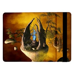 The Forgotten World In The Sky Samsung Galaxy Tab Pro 12.2  Flip Case