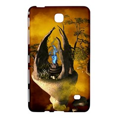 The Forgotten World In The Sky Samsung Galaxy Tab 4 (8 ) Hardshell Case