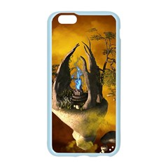 The Forgotten World In The Sky Apple Seamless iPhone 6/6S Case (Color)