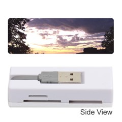 Sunset Over The Valley Memory Card Reader (Stick)