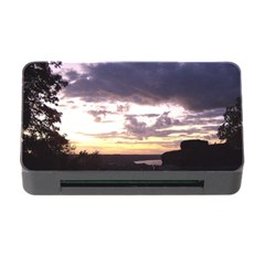 Sunset Over The Valley Memory Card Reader with CF