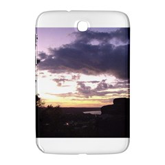 Sunset Over The Valley Samsung Galaxy Note 8.0 N5100 Hardshell Case