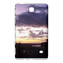 Sunset Over The Valley Samsung Galaxy Tab 4 (8 ) Hardshell Case