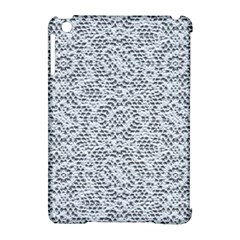 Bridal Lace Apple iPad Mini Hardshell Case (Compatible with Smart Cover)