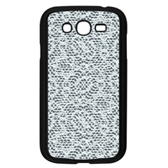 Bridal Lace Samsung Galaxy Grand DUOS I9082 Case (Black)