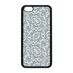 Bridal Lace Apple iPhone 5C Seamless Case (Black)