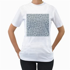 Bridal Lace Women s T-Shirt (White)