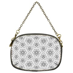 Bridal Lace 2 Chain Purses (Two Sides)