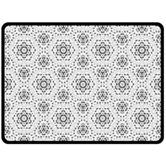 Bridal Lace 2 Fleece Blanket (Large)