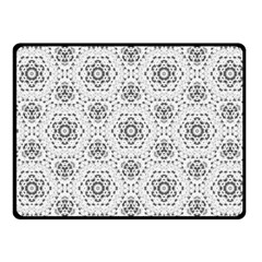 Bridal Lace 2 Fleece Blanket (Small)
