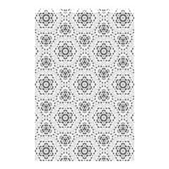 Bridal Lace 2 Shower Curtain 48  X 72  (small)
