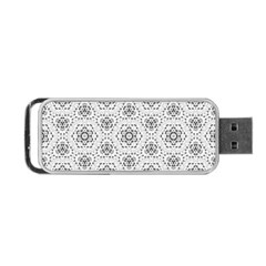 Bridal Lace 2 Portable USB Flash (One Side)