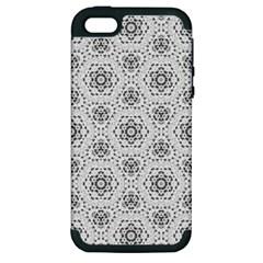 Bridal Lace 2 Apple iPhone 5 Hardshell Case (PC+Silicone)