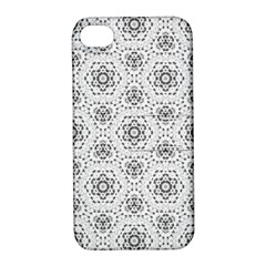 Bridal Lace 2 Apple iPhone 4/4S Hardshell Case with Stand