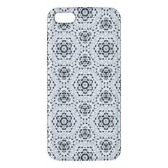 Bridal Lace 2 iPhone 5S Premium Hardshell Case