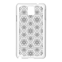 Bridal Lace 2 Samsung Galaxy Note 3 N9005 Case (White)