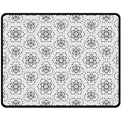 Bridal Lace 2 Double Sided Fleece Blanket (medium)