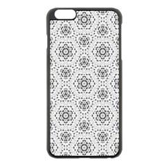 Bridal Lace 2 Apple iPhone 6 Plus/6S Plus Black Enamel Case
