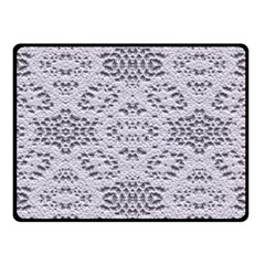 Bridal Lace 3 Fleece Blanket (small)