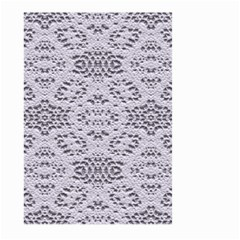 Bridal Lace 3 Large Garden Flag (Two Sides)